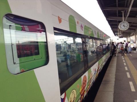 JR特急宇和海23号でJR松山駅からJR八幡浜駅に移動