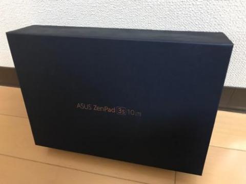 ASUS ZenPad 3S 10 (Z500KL)でUQ mobileでテザリングすると速かった
