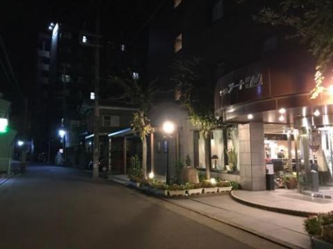 新潟駅から徒歩3分のビジネスホテル・ターミナルアートインに宿泊して宿泊者特典の抗酸化陶板浴を500円で利用した感想