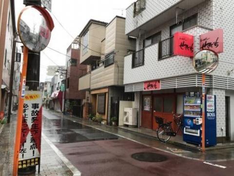 ソース焼きそばがおいしいお店 - せきぐちラーメン末広店(東京都葛飾区金町)