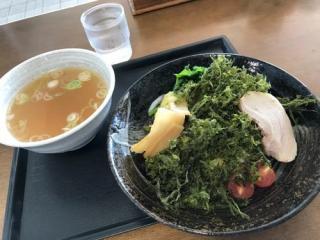 伊豆大島の元町港で島のりつけめんを食べた感想