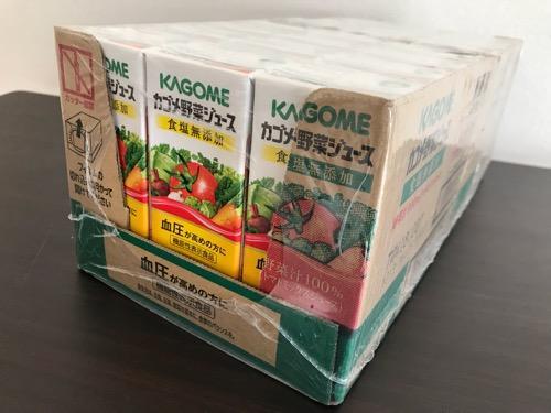 カゴメ野菜ジュース(食塩無添加)24本セット