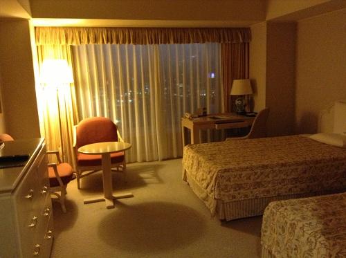 ヨコハマ グランド インターコンチネンタル ホテルの室内の様子(洋室)