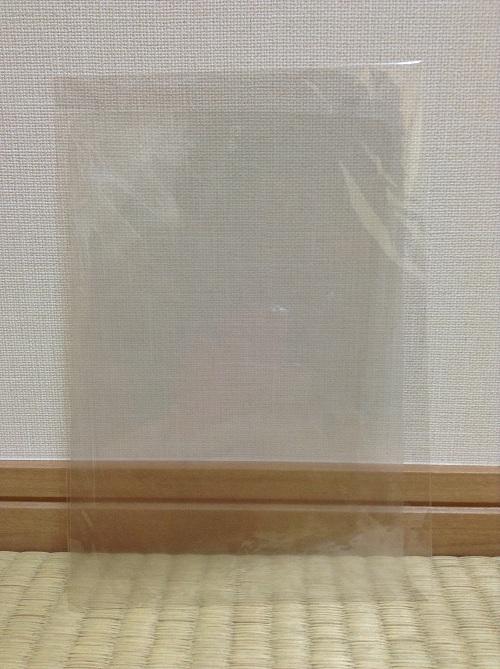 「Simplism iPad mini 保護フィルム 抗菌仕様 つや消し 非光沢 TR-PFIPDM12-AG」(トリニティ株式会社)-保護シール本体