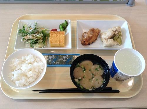 スーパーホテル東京・JR新小岩の朝食