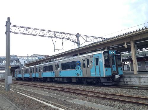 青い森鉄道 列車 青い森701-2