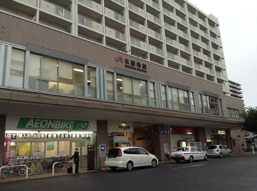 JR水前寺駅(熊本県熊本市中央区水前寺1丁目4-1)