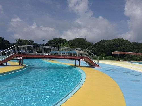 南レクジャンボプール(愛媛県南宇和郡愛南町御荘平城728)の流れるプール