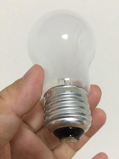 ELPA LW100V57W-W シリカ電球 100V 57W(販売元:ELPA 朝日電器株式会社、製造元:メトロ電気工業株式会社)