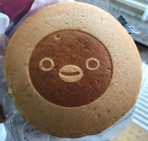 Suicaのペンギンパンケーキ(チョコ&ホイップ)
