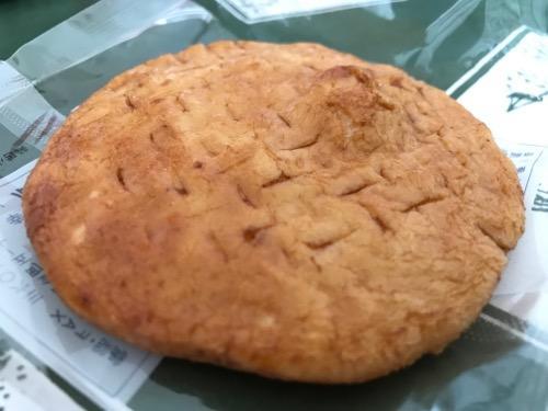 島村煎餅の名代手焼せんべい風味堅焼1枚目