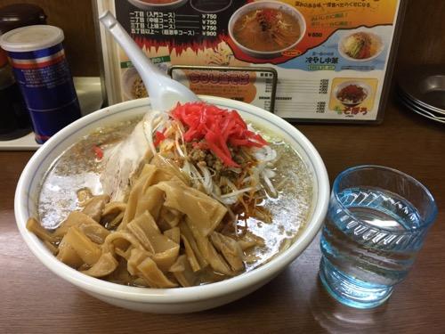 東京都葛飾区・金町南口店のばかうまラーメン