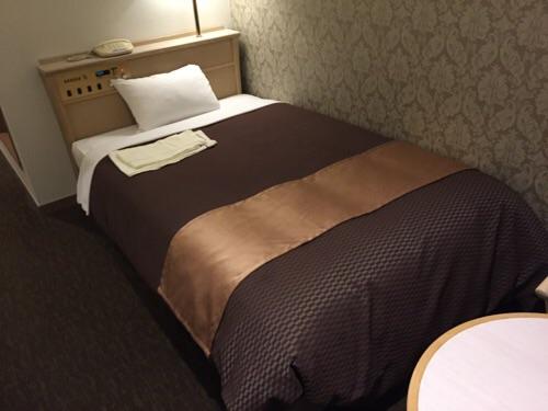 アイリス愛知(愛知県名古屋市中区丸の内2-5-10)のベッド