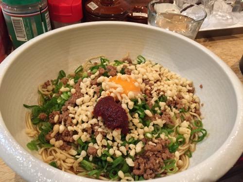元祖広島まぜ麺一平やのまぜ麺