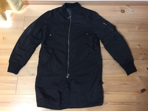 2017年のコムサイズムのメンズMサイズの福袋のコート