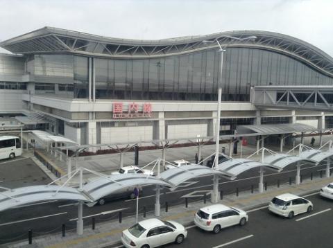 仙台空港 〜FA-200 エアロスバル、展望デッキ、東日本大震災の記録など〜