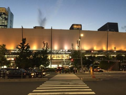 夜行バスで東京駅から松山駅まで移動-JR四国バスを利用