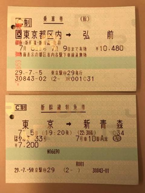 新青森駅を寝過ごして新函館北斗駅に到着してしまい、夜行フェリーで青森に移動した思い出