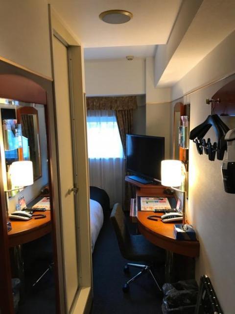 アパホテル金沢駅前に宿泊した感想