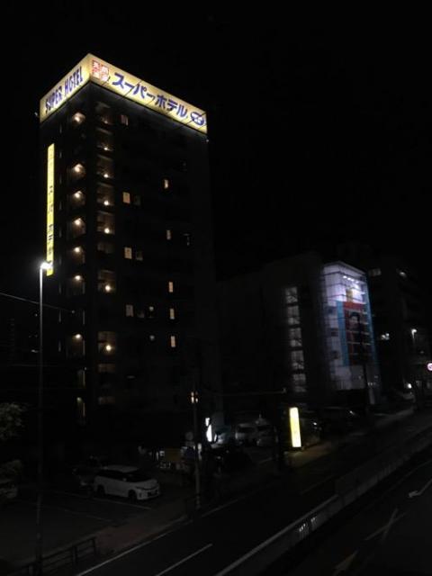 スーパーホテル岡崎に宿泊した感想