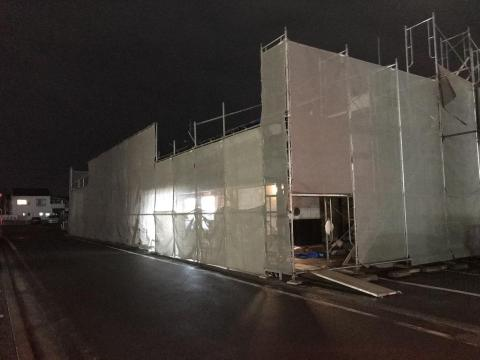 古川温泉 湯楽が改装工事のため2020年12月中旬まで休業予定