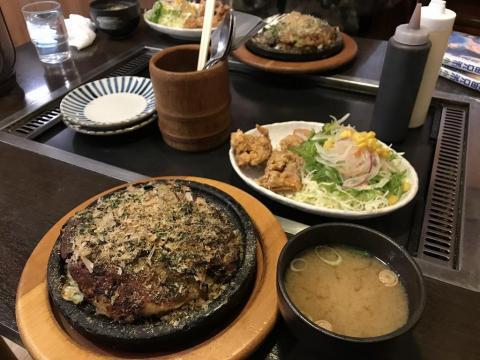 浪漫亭 鴨川本店で松山ハイカラランチAを食べた感想