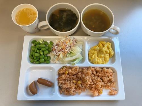 コンフォートホテル八戸の無料朝食