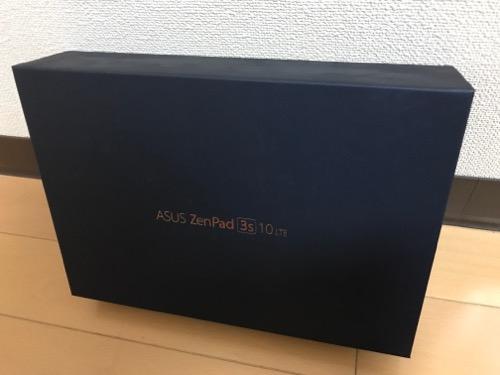ASUS ZenPad 3S 10 (Z500KL)の箱