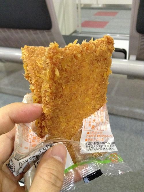 「広島の味 うまいで がんす」(三宅水産)(包装袋開封後)