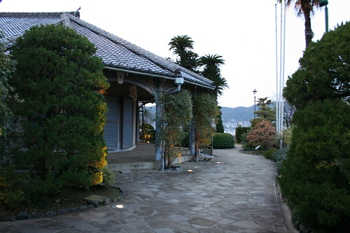グラバー園・旧グラバー住宅(国指定重要文化財)