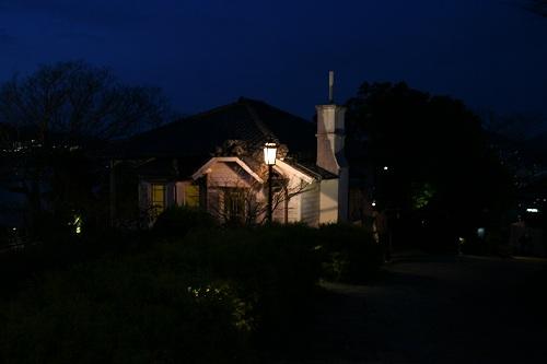グラバー園・旧ウォーカー住宅