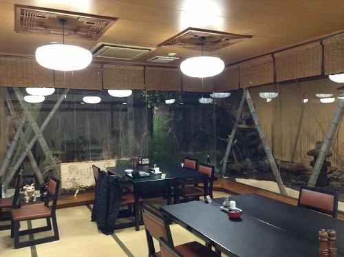 レオプラザホテル佐世保の朝食会場