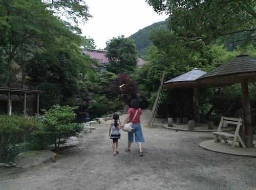 竹山荘(チクザンソウ/住所:愛媛県松山市川の郷)