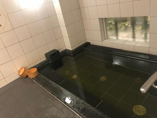 スーパーホテル飛騨・高山 天然温泉 陣屋の湯 浴室内 風呂