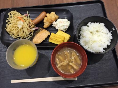 ABホテル名古屋栄(朝食)