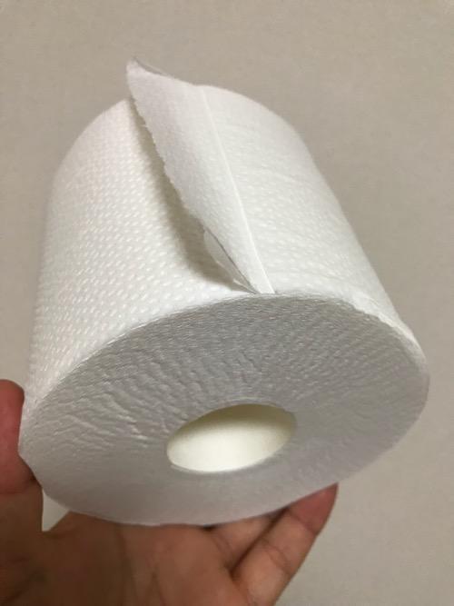 日本製紙クレシア株式会社のトイレットペーパー「スコッティフラワーパック2倍巻き」
