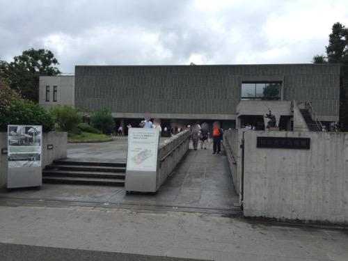 国立西洋美術館の外観