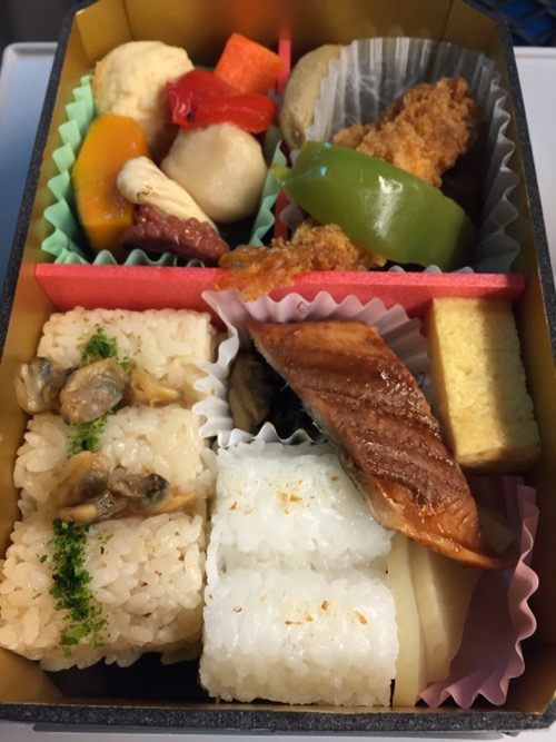 東海道新幹線弁当の中身