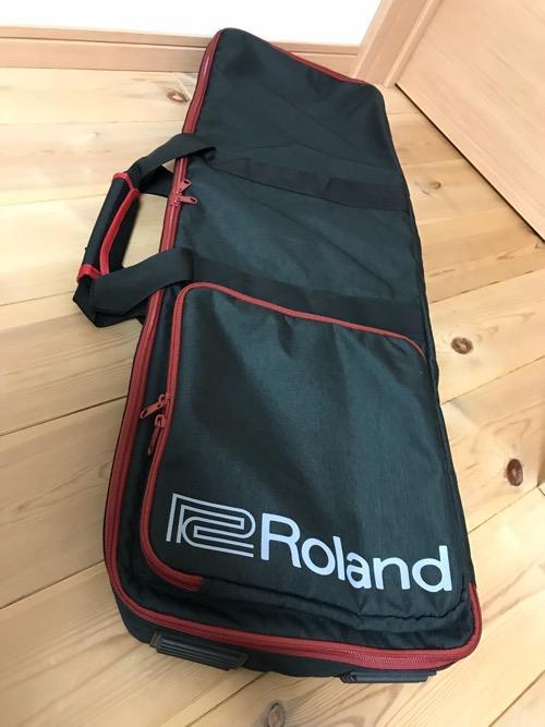 Roland GO:KEYS キーボード運搬用の専用ケース(CB-GO61)
