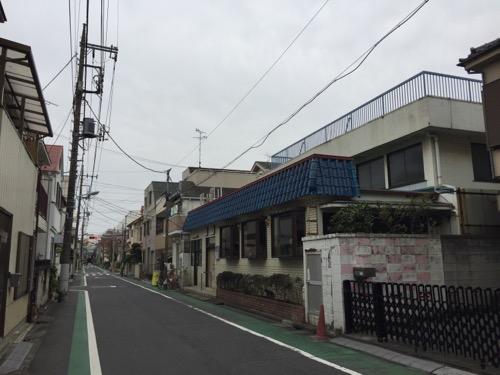 東京都葛飾区高砂の銭湯「栄湯」の外観