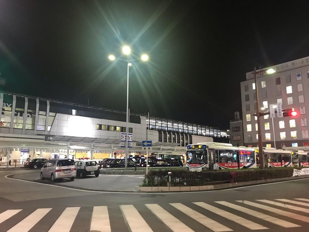 JR熊谷駅の駅舎外観