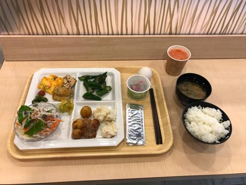 スーパーホテル飛騨・高山 無料バイキング朝食