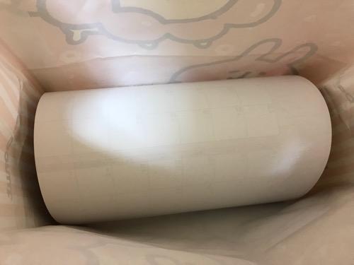 ミスタードーナツの福袋(ミスドゆるっと福袋2018)の中を見た時の様子