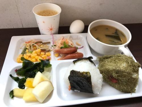 コンフォートホテル富山駅前の無料朝食