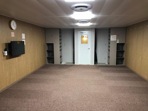 津軽海峡フェリーのブルードルフィンのスタンダード110室