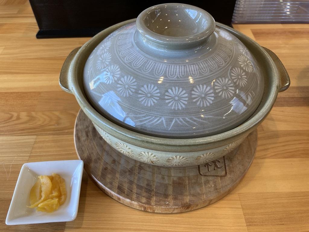 高知県須崎名物 鍋焼きラーメン 千秋の土鍋