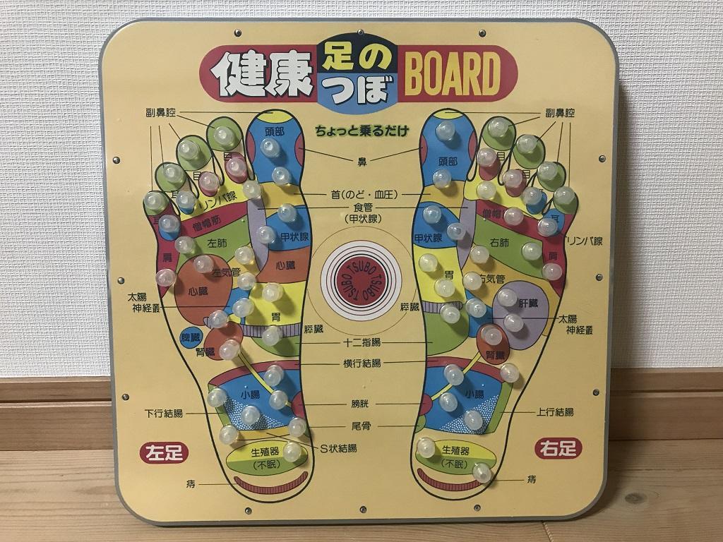 健康足のつぼボード