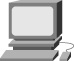 シスコが無償提供するネットワーク構成図のアイコン「ワークステーション(デスクトップタイプのPC)」
